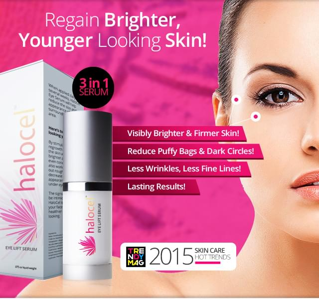 Regain Brighter, Younger Looking Skin!